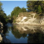 Кача — пейзажная река на юго-западе Крыма