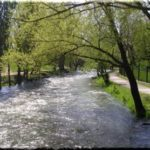 Что собой представляет река Салгир в настоящее время?