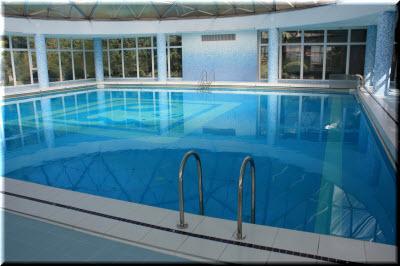 санатории Крыма с бассейнами с соленой водой