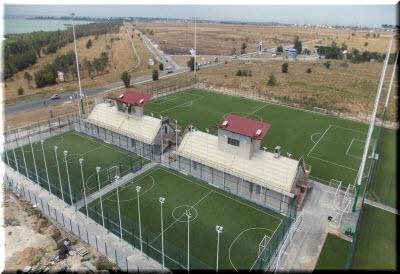 Арена-Крым в Евпатории