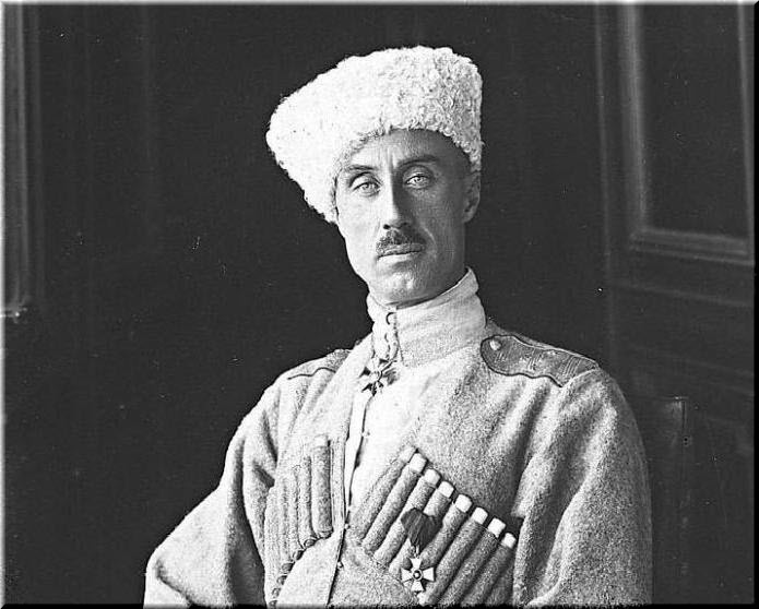 барон П Н Врангель