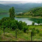 Изобильненское водохранилище — глубочайшее в Крыму