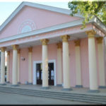 «Шторм» — главный кинотеатр города-курорта Алушта