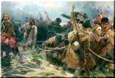 разгром Врангеля в Крыму