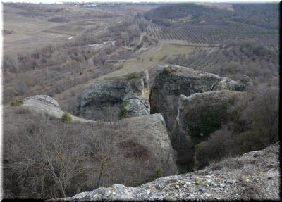скалы Еды-Аскер