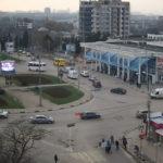 Веб-камера у площади Восставших в Севастополе