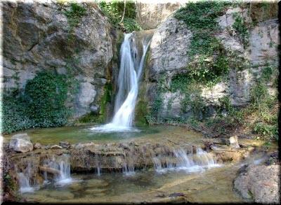 фото водопадов реки Люка