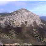 Сандык-Кая — гора с удивительными сокровищами Крыма