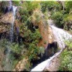 Су-Учхан — омолаживающий водопад у пещеры Кизил-Коба