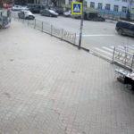 Веб-камера у входа на Центральный рынок в Судаке