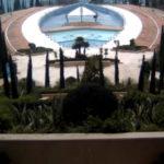Онлайн камера возле бассейна отеля «Мрия» в Понизовке