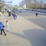 Онлайн камера рядом с остановкой «пл. Нахимова» в Севастополе