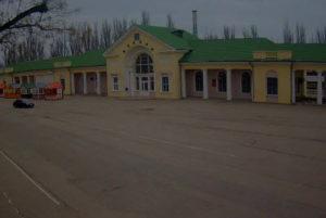 фото с камеры у Привокзальной площади в Феодосии