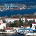 Поворотная онлайн камера в историческом центре Севастополя