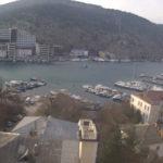 Обзорная веб-камера Балаклавской бухты у отеля Kuprinn