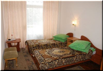 фото в номере санатория Пирогова