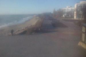 фото веб-камеры у санатория Полтава-Крым