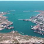 Камышовая бухта — бывший рыбачий залив в г. Севастополь