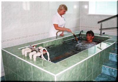 лечение в санатории Пирогова