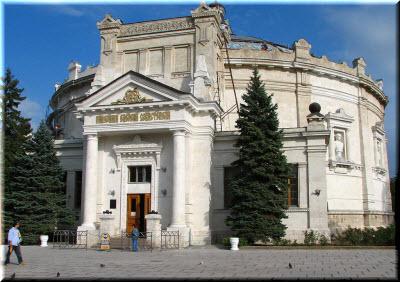 Музей обороны и освобождения Севастополя