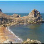 Мыс Зюк — пристанище древнего города Зенонов Херсонес