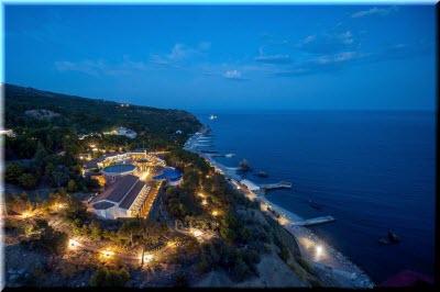 отель резиденция Крымский бриз
