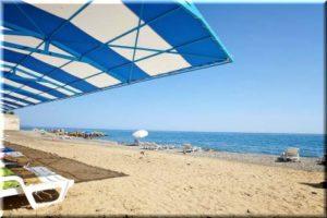отели Крыма с питанием и пляжем