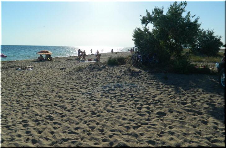 пляж Фотон-Маяк