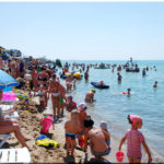 Оазис — отличный бесплатный и платный пляж Евпатории