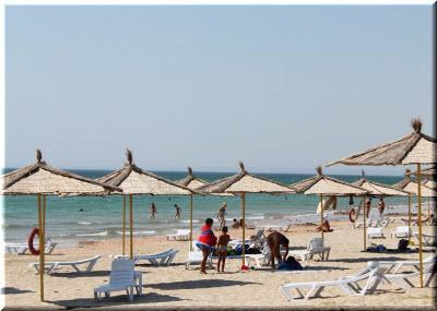 пляж Штормового