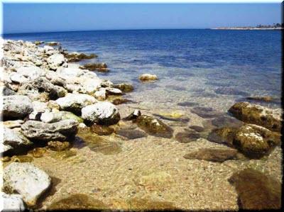 пляжи Камышовой бухты