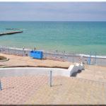 Рейтинг пляжей в пос. Николаевка. Какие они тут? Инфраструктура