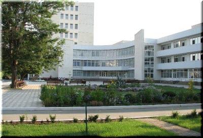 санаторий Пирогова в Саках