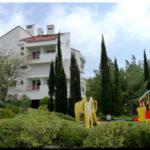 «Понизовка» — отличный общетерапевтический санаторий Крыма
