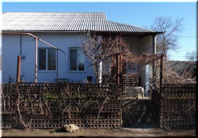 домики в Севастополе