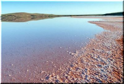 фото Акташского озера