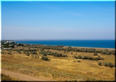 фото Казантипского залива