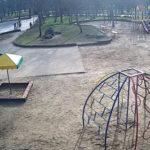 Онлайн камера в Молодежном парке города Керчь