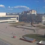 Онлайн камера на пл. Ленина в городе Симферополь