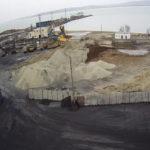 Панорамная веб-камера возле стоянки порта Кавказ