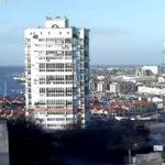 Онлайн камера у жилого комплекса «Дрим Таун» в Севастополе