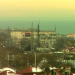 Панорамная веб-камера города-курорта Евпатория