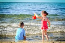 детские курорты Крыма