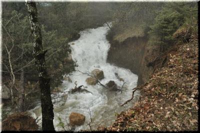 паводок на Хаста-Баш