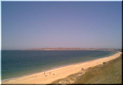пляж Семеновки