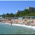 Рейтинг популярных пляжей Кореиза и Мисхора — ТОП-5