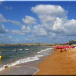 Рейтинг популярных пляжей города Щелкино — ТОП-5
