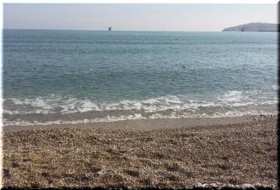 фото Первого городского пляжа