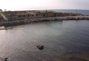 фото с камеры у пляжа Ребзик