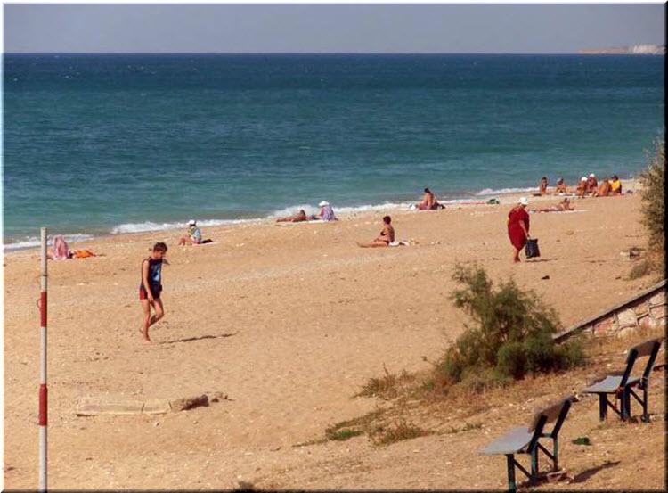Гарнизонный пляж